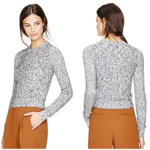Wilfred | Navier Cropped Sweater